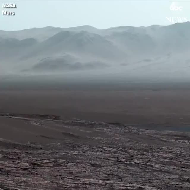 Watch and share Curiosity Rover Snaps Spectacular Mars Panorama GIFs by mossberg91 on Gfycat