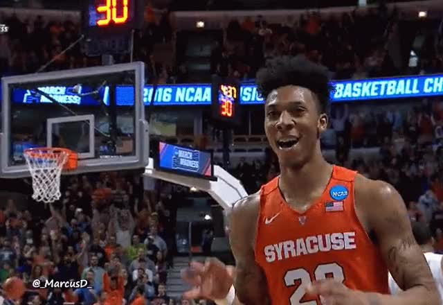 Watch this GIF by MarcusD (@-marcusd-) on Gfycat. Discover more collegebasketball GIFs on Gfycat