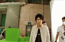 Watch and share Ninomiya Kazunari GIFs and Aiba Being Aiba GIFs on Gfycat
