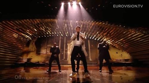 Austria, Daniel Kajmakoski, ESC, ESC 2015, ESC Gifs, Eurovision, Eurovision 2015, Eurovision Song Contest, Eurovision Song Contest 2015, Flag, Macedonia, Own gifs, Performance, Postcard, Selfmade gifs, Semifinal, Stage, Vienna, Eurovisiongifs GIFs