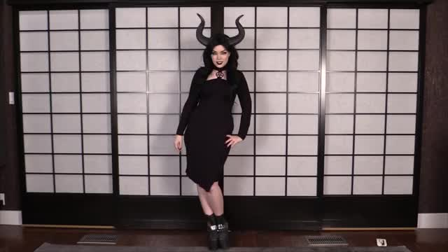 Watch ►Halloween Party Looks!! 3 Outfits 1 Video! Featuring Kill Star and Black Milk Clothing!! GIF on Gfycat. Discover more mort3mer, mortem3r, mortemer GIFs on Gfycat