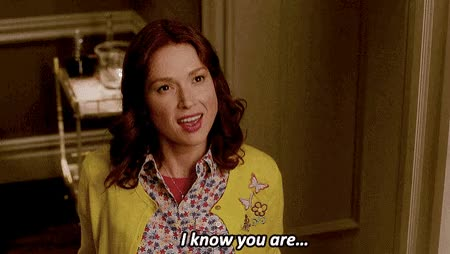 Watch and share Ellie Kemper GIFs and I Know GIFs on Gfycat