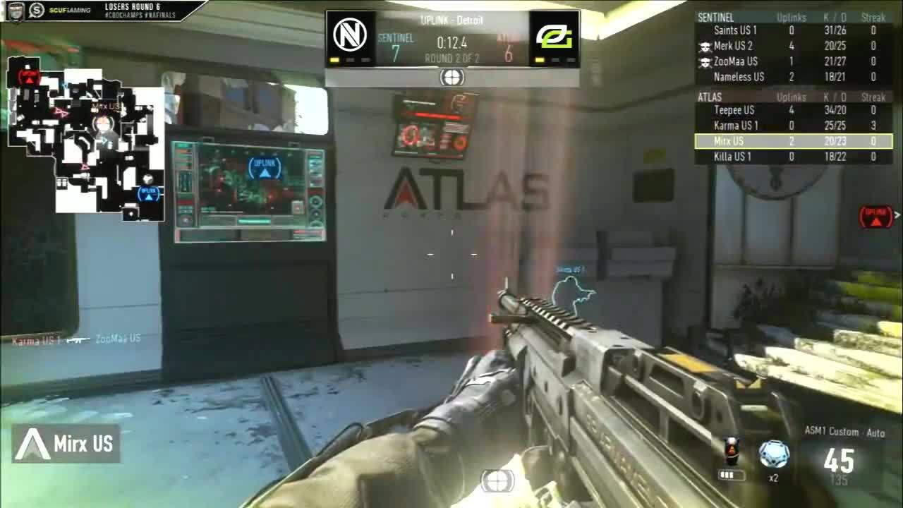 codcompetitive, Killa's reaction after winning Detroit Uplink vs nV (reddit) GIFs