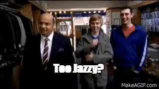 Watch and share Too Jazzy? GIFs on Gfycat