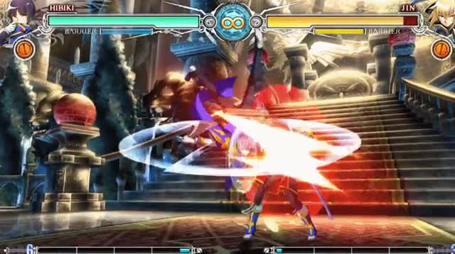 Watch 3d blazblue3 GIF on Gfycat. Discover more related GIFs on Gfycat