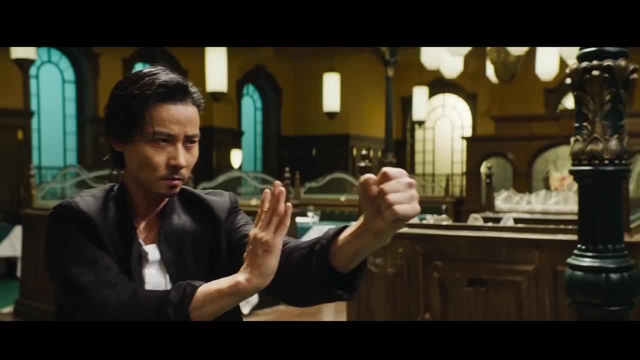 Cheung Tin Chi, Combo, Dave Bautista, Master Z, Wing Chun, Wing Chun Slo-Mo Combo GIFs