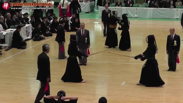 Watch Kendo- Bull's eye tsuki! [VID:20120603001] GIF on Gfycat. Discover more related GIFs on Gfycat