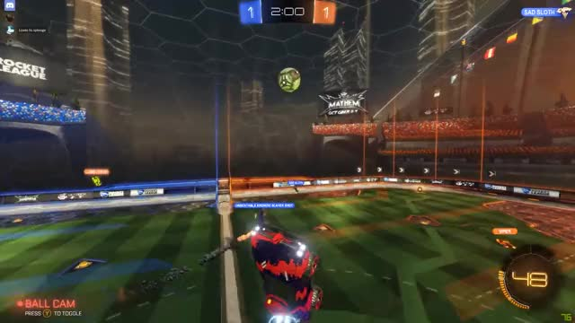 Watch and share Rocket League GIFs and What A Play GIFs by Jamey Collins on Gfycat