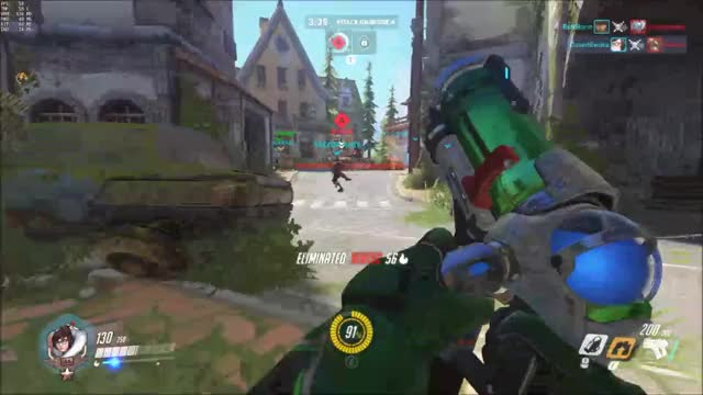 Watch and share Save Your Mercy GIFs and Overwatch GIFs by covertewoks on Gfycat