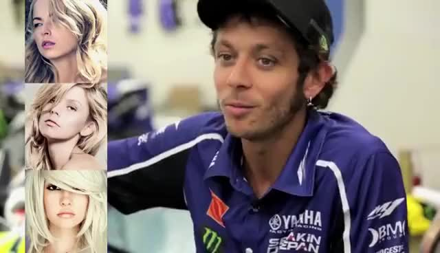 Watch Fans' questions GIF on Gfycat. Discover more Valentino Rossi GIFs on Gfycat