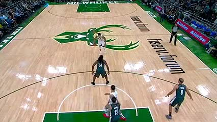 Watch Giannis Antetokounmpo — Milwaukee Bucks GIF by Off-Hand (@off-hand) on Gfycat. Discover more 122918 GIFs on Gfycat