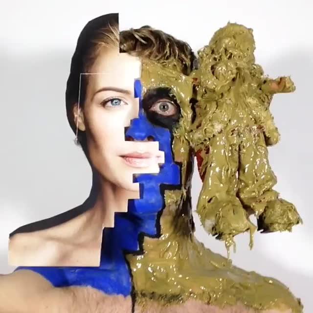 AliensAmongUs, oddlyterrifying, Video by davidhenrynobodyjr GIFs