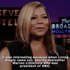 Watch and share Queen Latifah GIFs on Gfycat