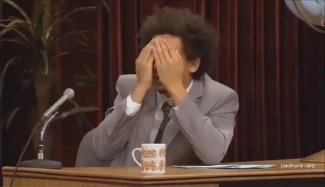 Watch Eric Andre Eyes GIF on Gfycat. Discover more Eric Andre GIFs on Gfycat