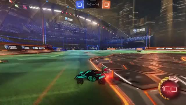 This redirect got me so hyped