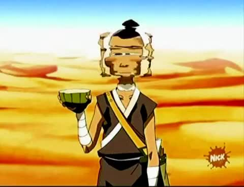 Watch and share Sokka GIFs and Aang GIFs on Gfycat