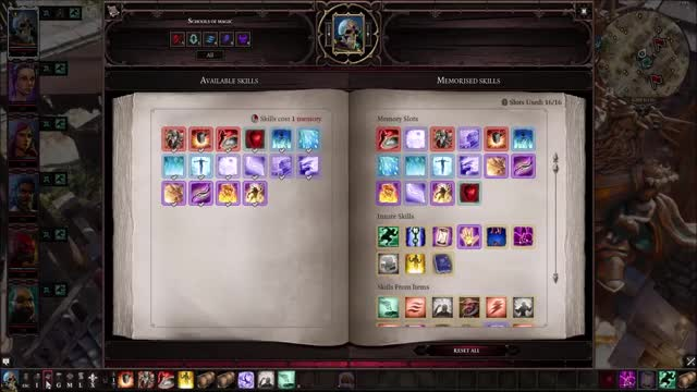 Watch and share DOS2 DE - Declutter Skill Panel CrashTest - 16 - SafeMode GIFs by hunter-ghost-27 on Gfycat