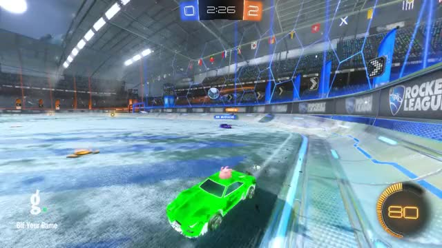 Watch Goal 3: MrMarbles GIF by Gif Your Game (@gifyourgame) on Gfycat. Discover more Gif Your Game, GifYourGame, Goal, MrMarbles, Rocket League, RocketLeague GIFs on Gfycat