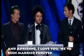 Watch and share Adrienne Armstrong GIFs and Green Day Speech GIFs on Gfycat