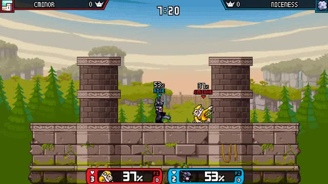 Watch and share Rivals Of Aether GIFs and Zetterburn GIFs by cMinorSSB on Gfycat