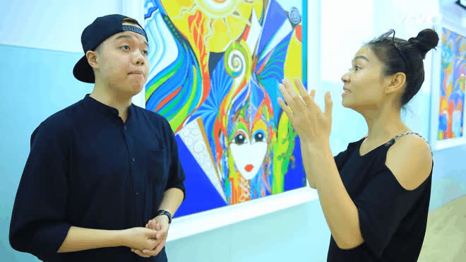 Tận mắt chứng kiến HLV Thu Minh dạy học trò The Voice ngáp trong lúc tập luyện