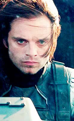 Watch and share James Bucky Barnes GIFs and Captain America GIFs on Gfycat