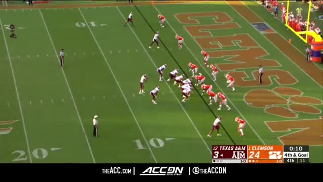 Watch and share Acc Digital Network GIFs and Clemson Tigers GIFs by ausportsnerd on Gfycat
