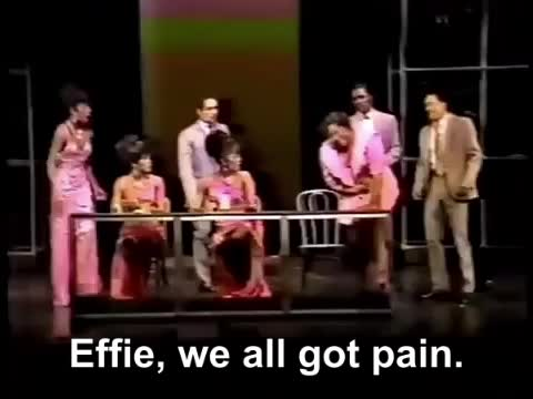 Watch and share Effie, We All Got Pain. GIFs on Gfycat