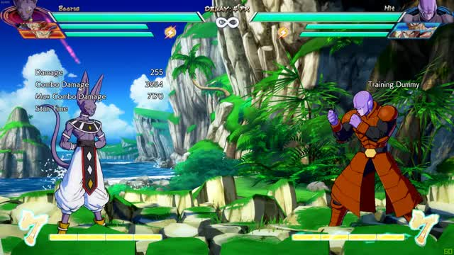 Watch WIP Beerus Combo GIF on Gfycat. Discover more related GIFs on Gfycat