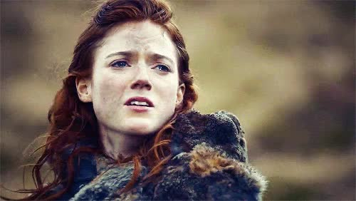 Watch and share Rose Leslie GIFs and Sad Face GIFs on Gfycat