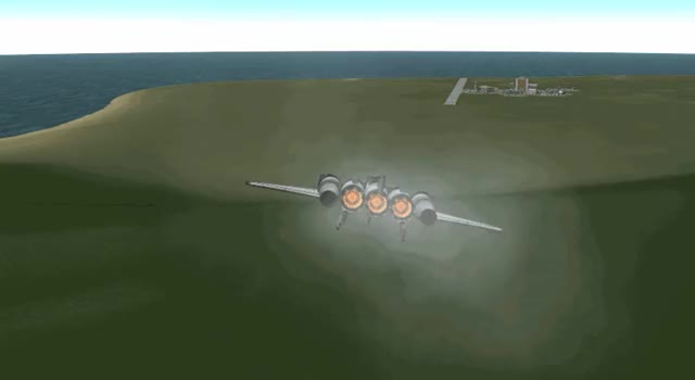 Watch Rapid Unplanned Disassembly GIF on Gfycat. Discover more kerbalspaceprogram GIFs on Gfycat