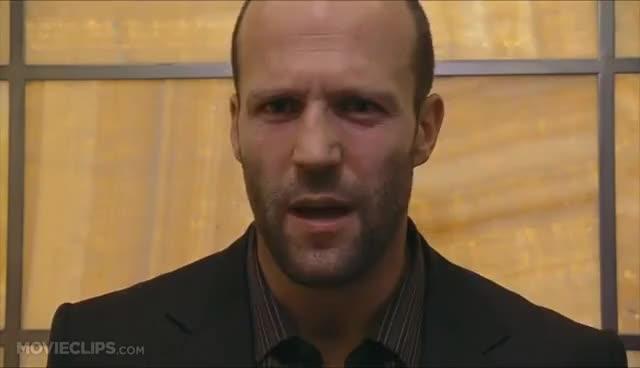 Watch and share Jason Statham GIFs on Gfycat