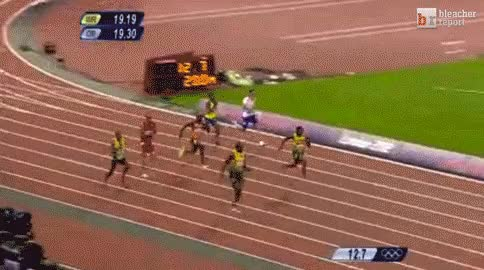 Watch usain bolt GIF on Gfycat. Discover more related GIFs on Gfycat