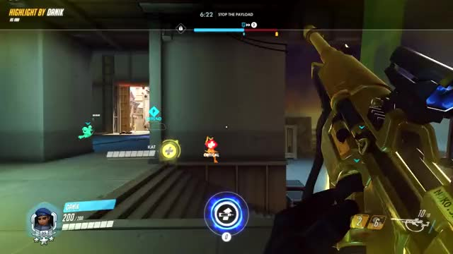 Watch and share Tracer LUL GIFs on Gfycat