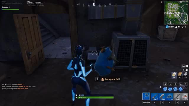 Watch Fortnite Invisible item bug GIF by @rlaxoxo on Gfycat. Discover more Bug, Fortnite, Invisible, Item, Items GIFs on Gfycat