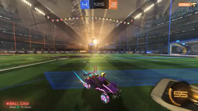 Watch Pass GIF by @bearbear on Gfycat. Discover more RocketLeague GIFs on Gfycat