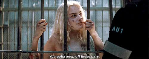 Watch and share Suicide Squad GIFs by Reactions on Gfycat