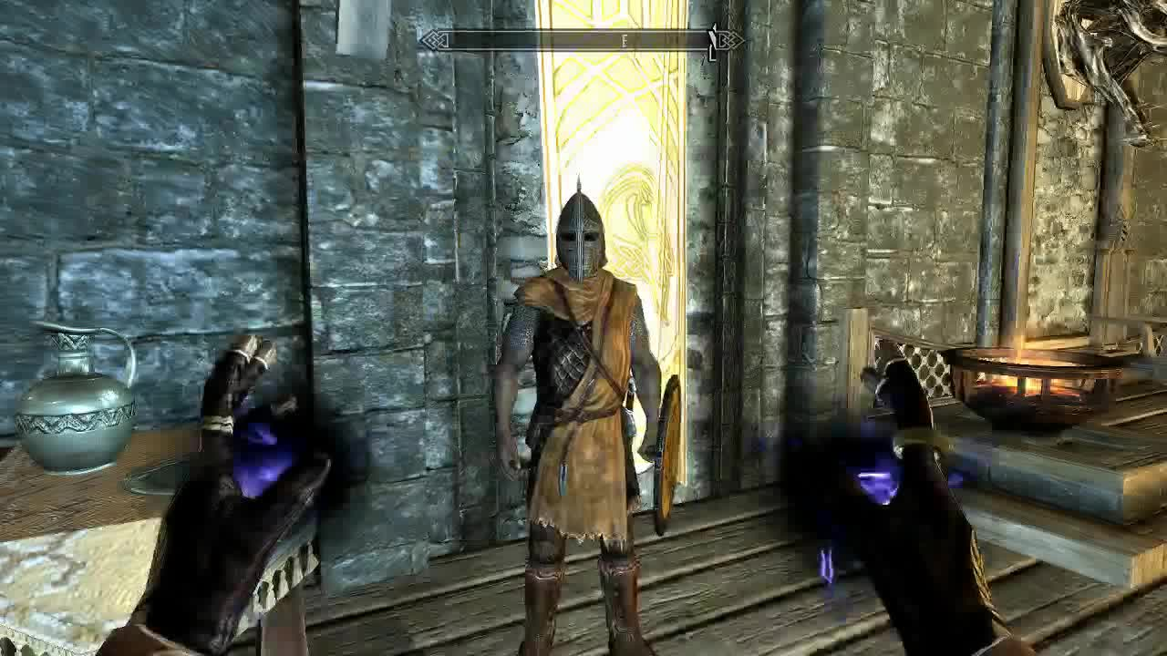 skyrim, skyrimmods, Sweetrolled GIFs
