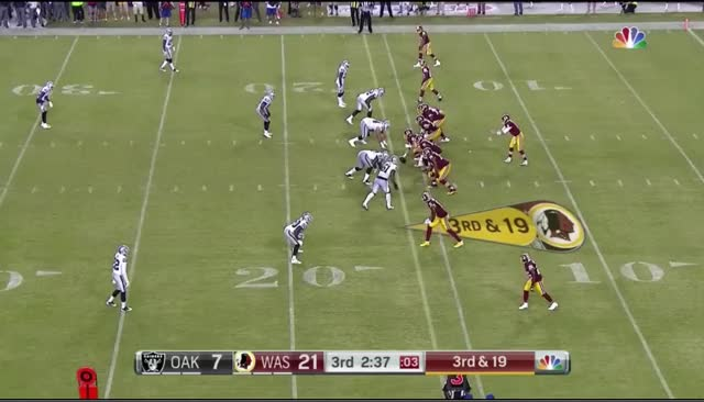 Watch and share Chris Thompson 74 Yard Screen Play GIFs by dannybkelly on Gfycat