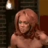 Watch yell GIF on Gfycat. Discover more tyra banks GIFs on Gfycat
