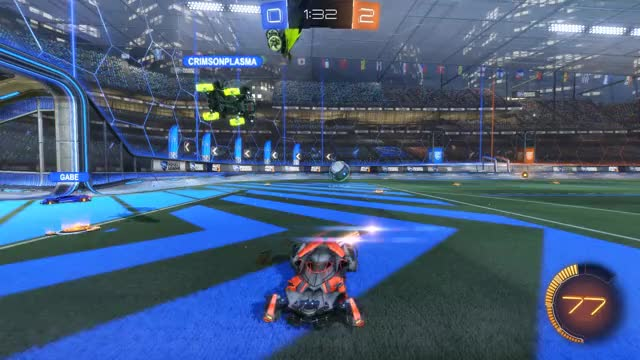 Watch Great Pass! GIF by @del2020 on Gfycat. Discover more greatpass, neat, rocket league, rocketleague, thanks! GIFs on Gfycat