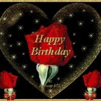 Watch and share Happy Birthday Glitter Graphics GIFs on Gfycat