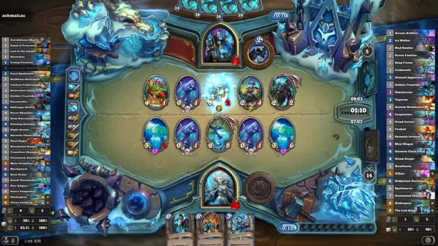 Watch and share Hearthstone GIFs and Gaming GIFs by KingNothing2000 on Gfycat