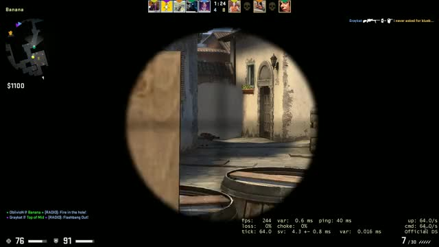 Watch and share Counter-strike Global Offensive 2019.07.07 - 16.50.34.02.DVR GIFs on Gfycat