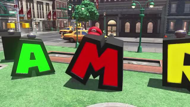 Watch and share Super Mario Odyssey GIFs and Nintendo Switch GIFs by Mr. Panda on Gfycat