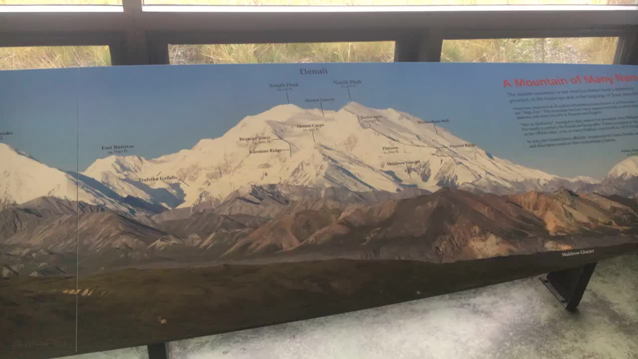 hkscharf, My gorgeous view of Denali GIFs