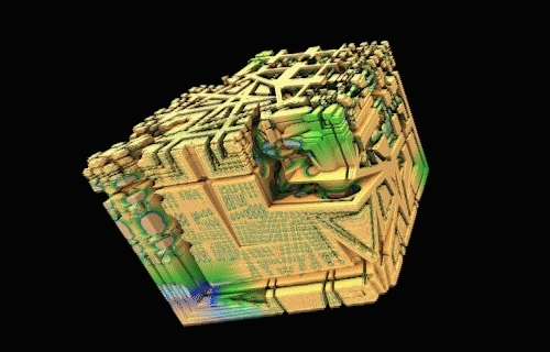FractalGifs, fractalgifs, shambhala, Exploring the Amazing Box - by lamecustomgifs GIFs