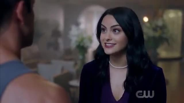 "Watch Riverdale 2x02 ""Nighthawks"" Opening Scene GIF on Gfycat. Discover more camila mendes GIFs on Gfycat"