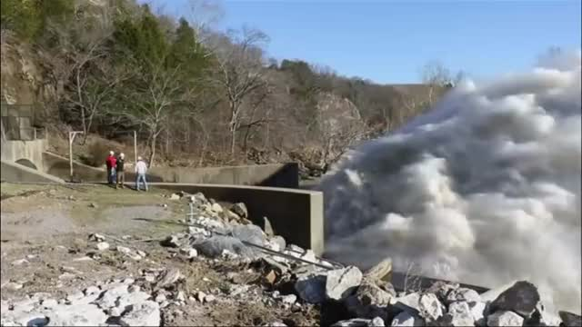 Watch Emergency water discharge from the dam TOP 5  -=HD=- GIF on Gfycat. Discover more dam, gifs, top 10 GIFs on Gfycat