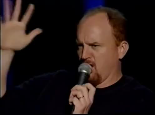 Watch Louis C.K. - Awesome Possum GIF on Gfycat. Discover more Louis C.K GIFs on Gfycat